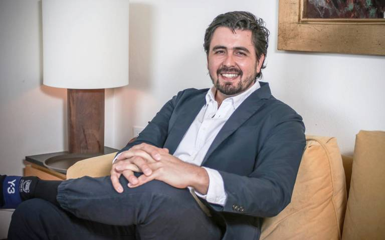 Omnilife está en manos de la familia: Amaury Vergara