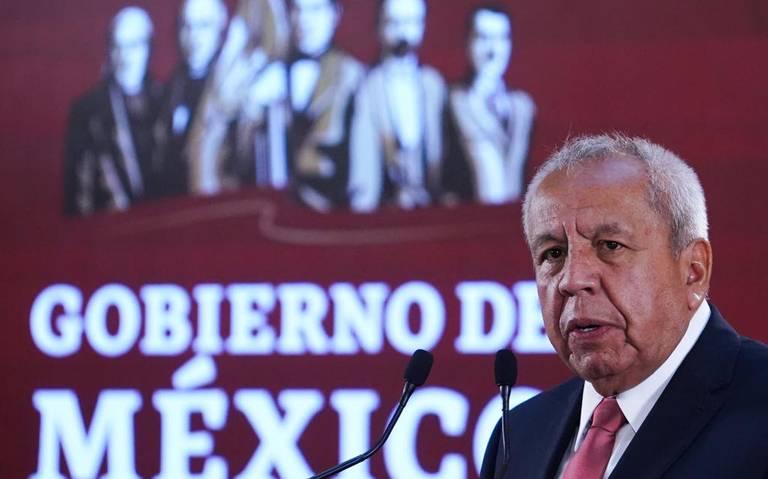 Sin criminalizar, el control en la frontera: Francisco Garduño