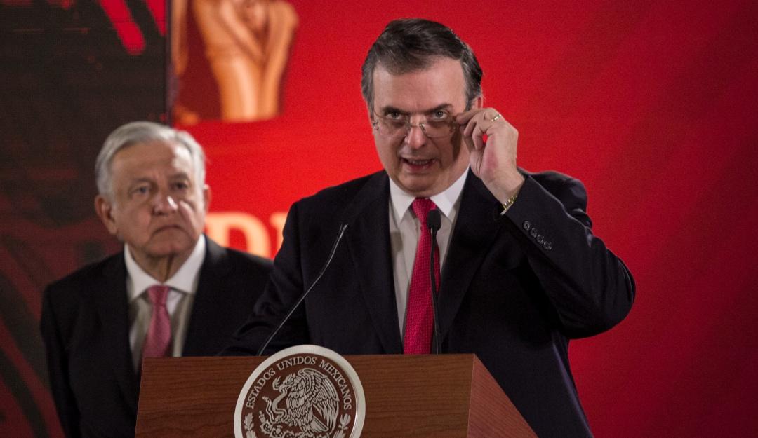 Pacto migratorio entre México y EU será evaluado en 45 días: Ebrard