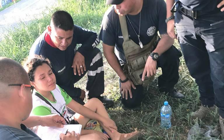 Suman seis migrantes muertos en la frontera sur