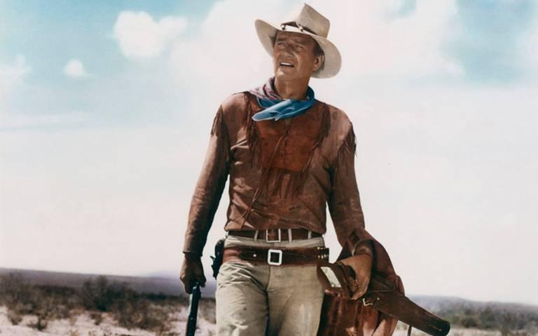 Cuatro décadas sin John Wayne, el cowboy de Hollywood