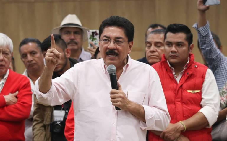 Ulises Ruiz, sin registro para pelear la dirigencia del PRI