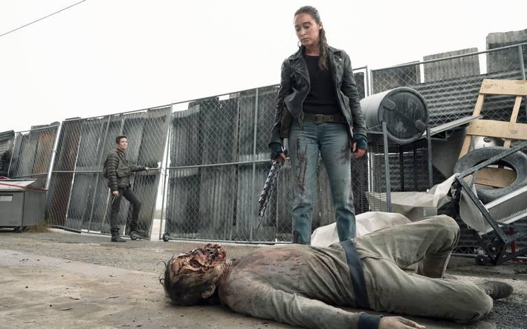 La guerra zombie regresa en la quinta temporada de Fear The Walking Dead