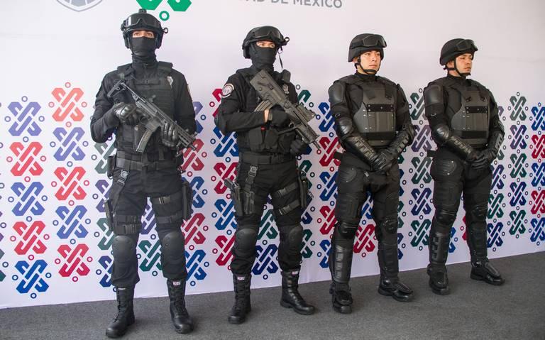 Participará la Guardia Nacional en operativos de la CDMX