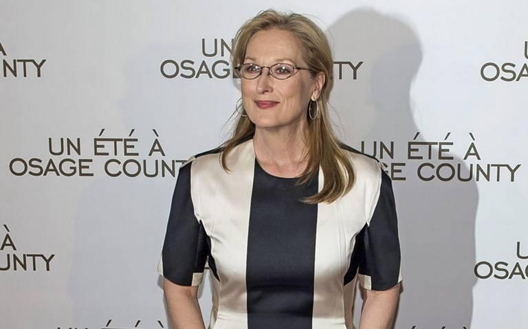 Meryl Streep, la reina del cine, cumple 70 años