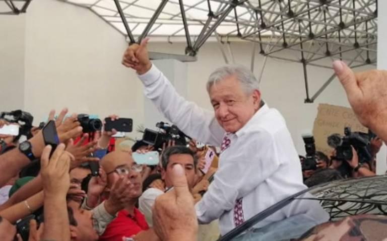 AMLO visita Tapachula en medio de fuerte despliegue de Guardia Nacional