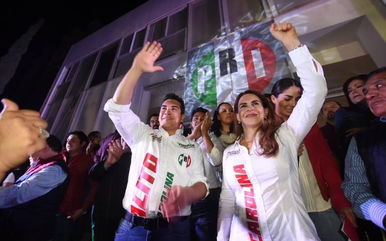 Alejandro Moreno arranca campaña en Querétaro; va por la quinta etapa del PRI