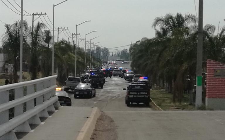 Se desata balacera tras asesinato de agente de Fiscalía en Jalisco