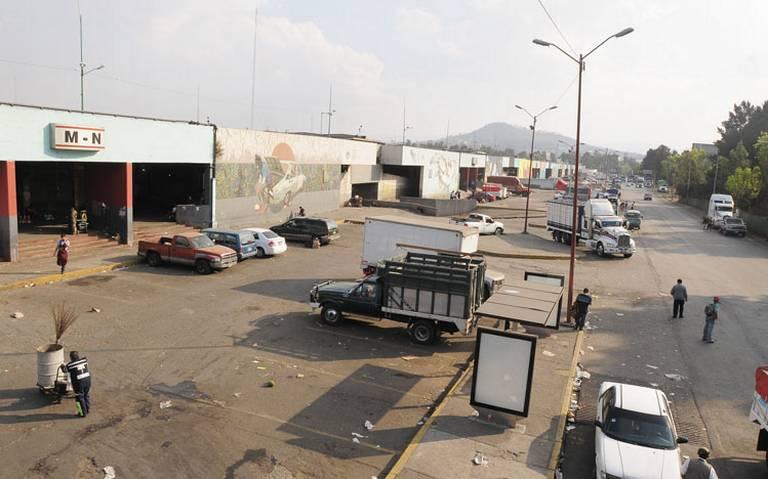 Telmex implementará vigilancia en la Central de Abasto