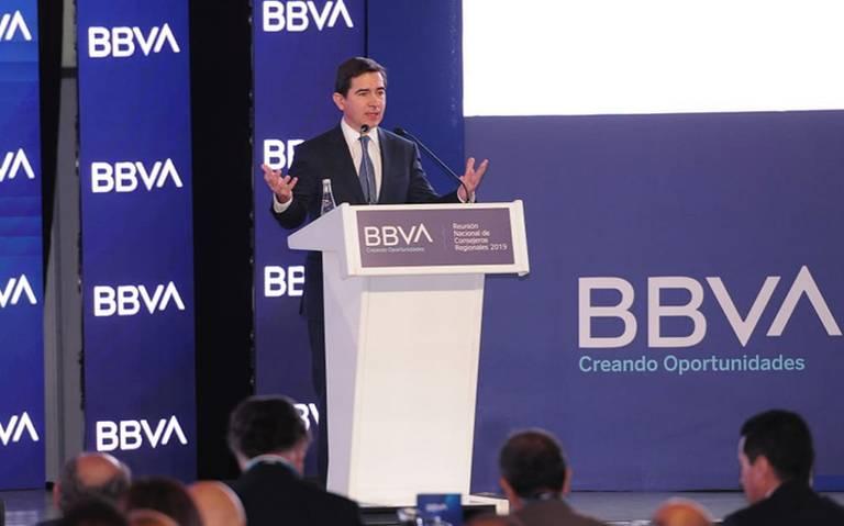 BBVA urge ratificar T-MEC para acabar con incertidumbre