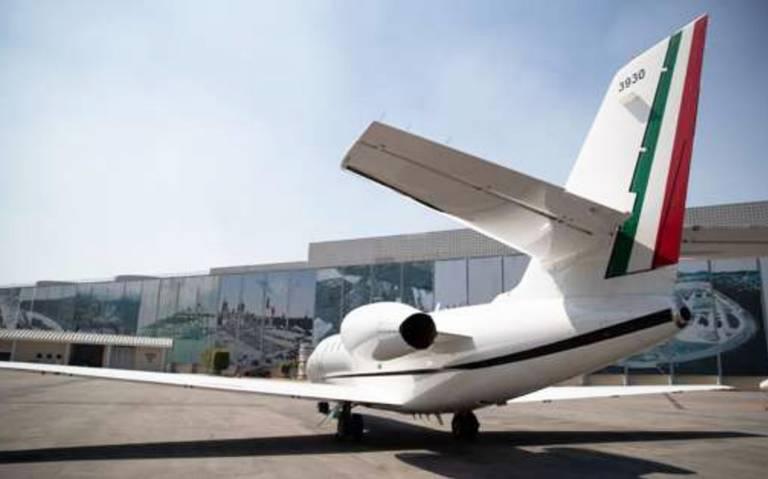 A la venta, avión que usó Emilio Lozoya