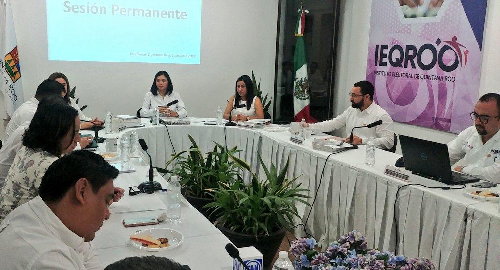 Quintana Roo se declara listo para elección de diputados locales