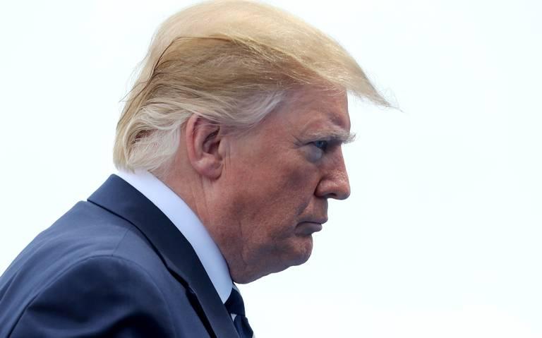 Donald Trump sale del Hospital Militar, seguirá su tratamiento de COVID-19 dentro de la Casa Blanca