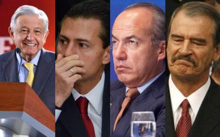 Si la gente lo pide habrá consulta para juzgar a expresidentes: AMLO
