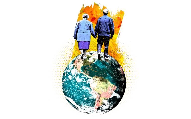 Para 2050 habrá menos nacimientos y más ancianos: ONU