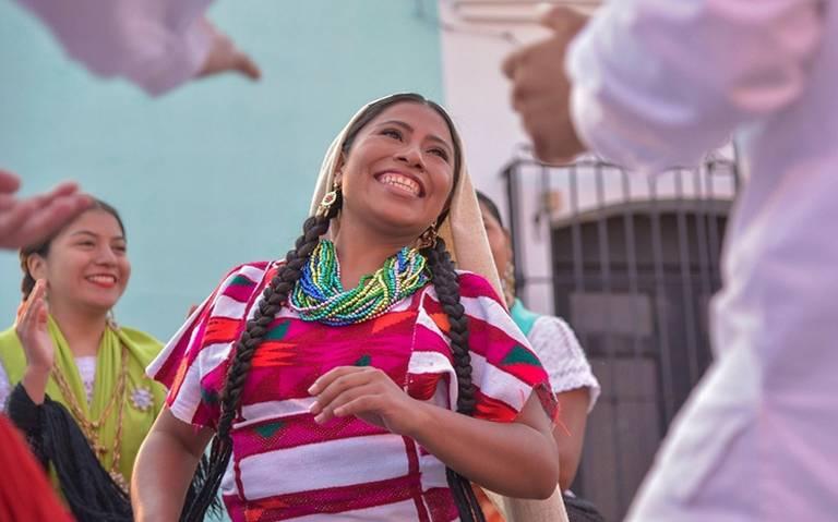 Yo no voy a bailar en la Guelaguetza, desmiente Yalitza