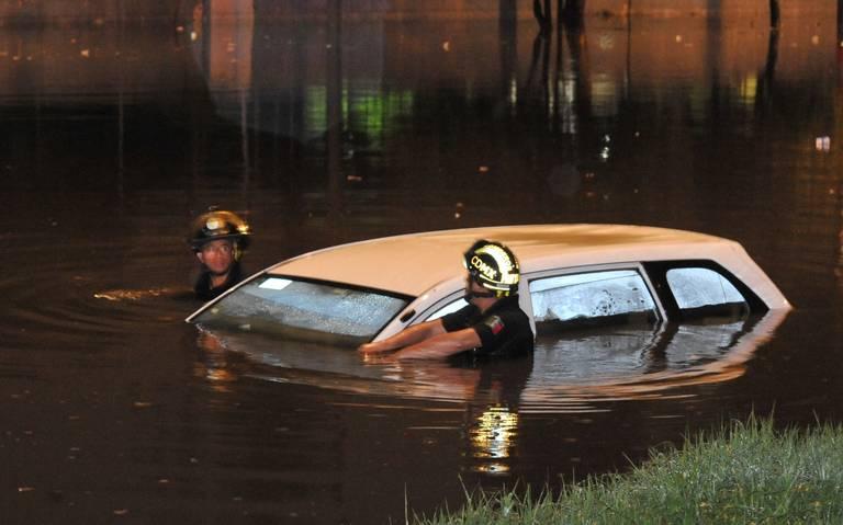 Videovigilarán zonas de inundaciones en la capital, hay 63 puntos críticos