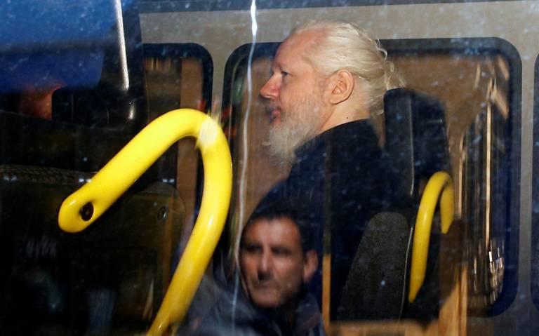 Juicio de extradición a EU de Assange iniciará el 25 de febrero de 2020