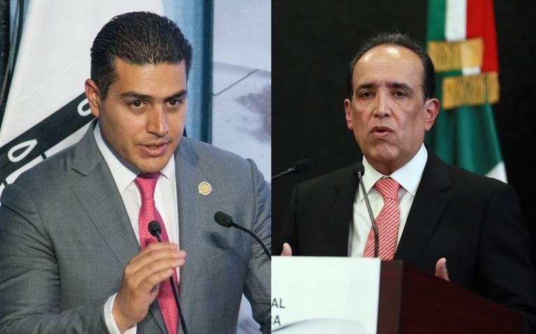 Renuncian dos mandos de la Fiscalía General de la República
