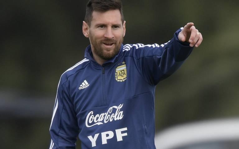 Denuncian a Messi en España por estafa y lavado de dinero