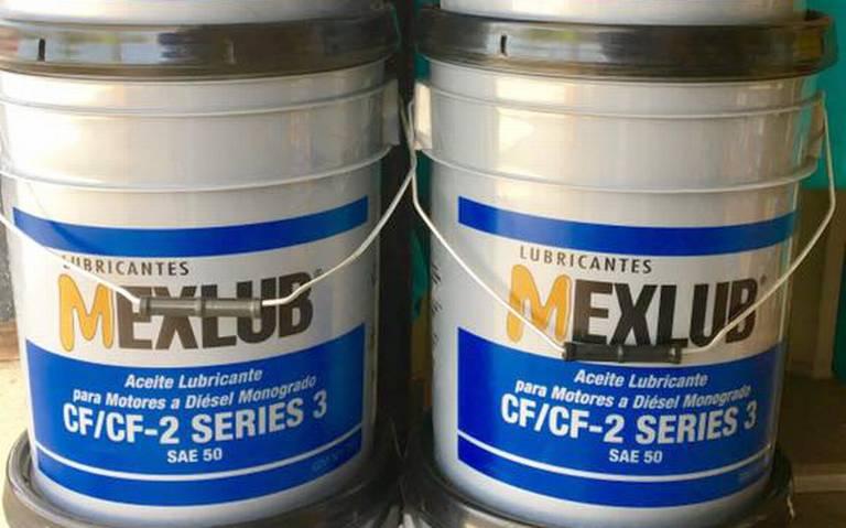 Pemex perdió 2 mil mdp en venta de Mexlub
