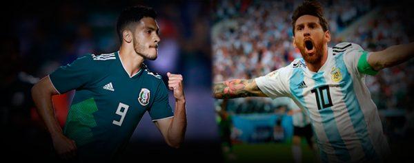 México se enfrentará a Argentina en septiembre