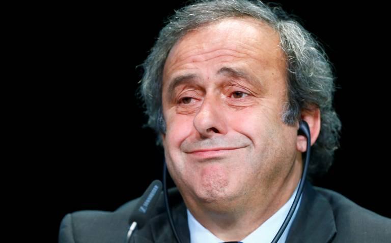 Detienen a Michel Platini, expresidente de la UEFA, en Francia