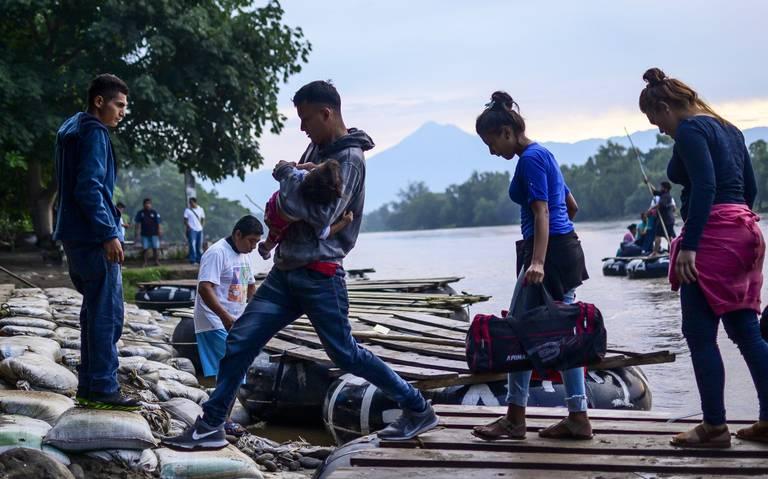 Gobierno trabaja en un sistema para controlar paso de migrantes