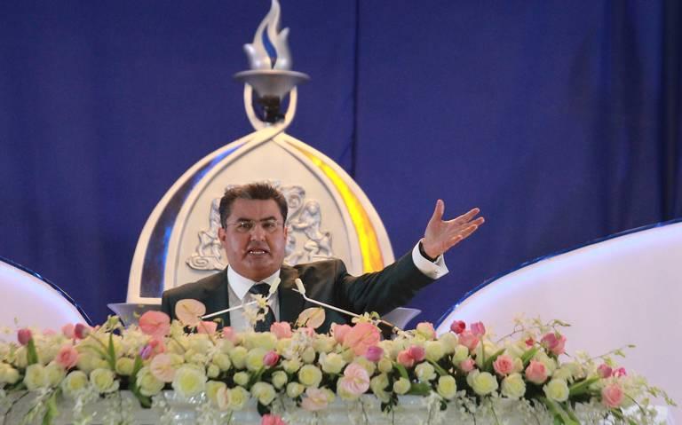 No me arrepiento de homenaje a líder de la Luz del Mundo: senador que organizó evento