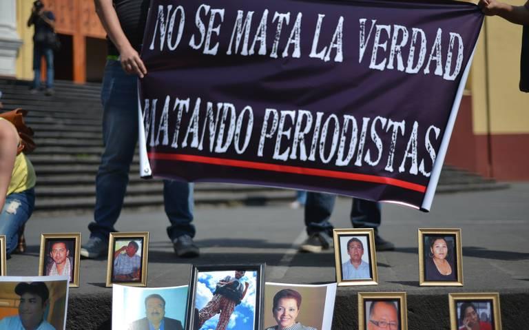 Van 149 periodistas asesinados desde el año 2000: CNDH