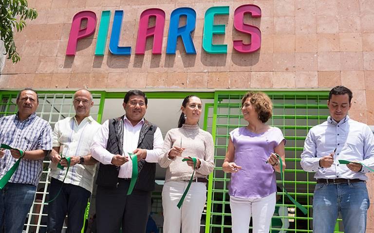 Alcanzan metas de Pilares con adjudicaciones directas