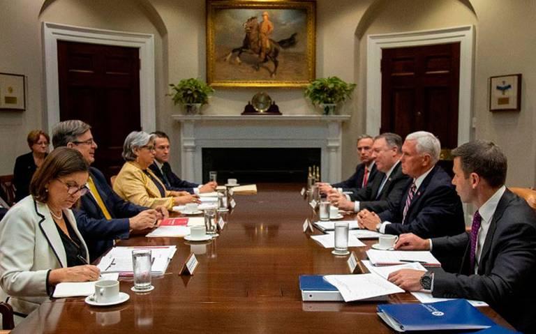 EU evalúa retrasar imposición de aranceles a México: Bloomberg