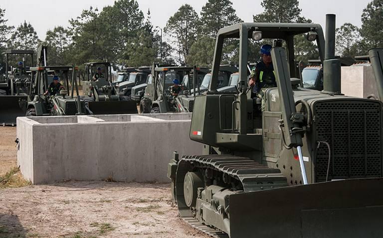 Frenan por tiempo indefinido la construcción del Aeropuerto de Santa Lucía