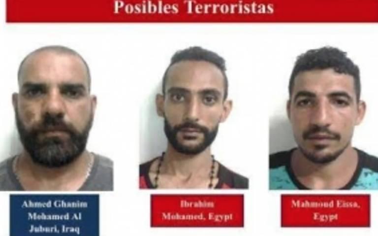 Gobierno atiende alerta de terroristas del EI que buscarían entrar a México