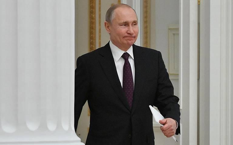 Salida de EU de acuerdo nuclear con Irán desestabiliza la región: Putin