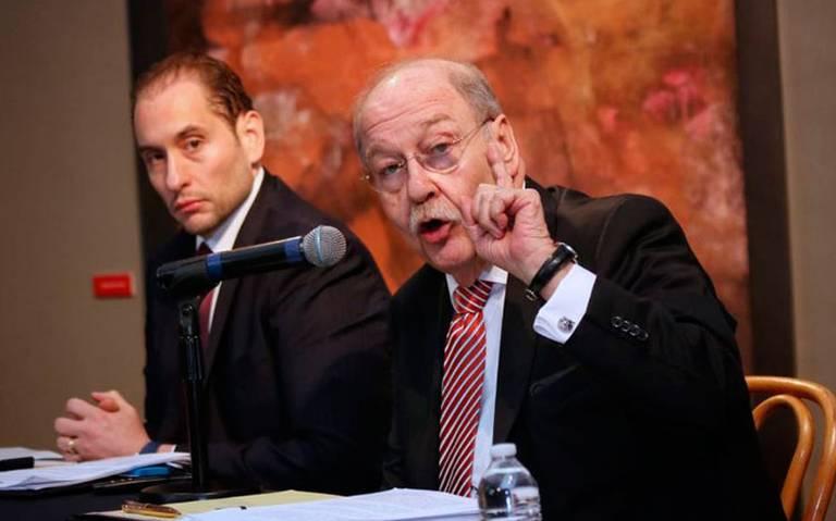 Debe citarse al expresidente EPN en caso Agronitrogenados: abogado de Emilio Lozoya