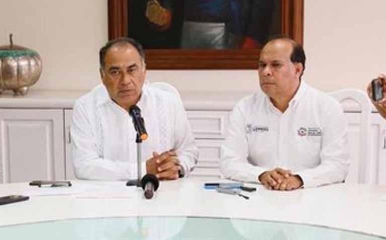 Cierra filas Astudillo con AMLO; viajará a mitin en Tijuana