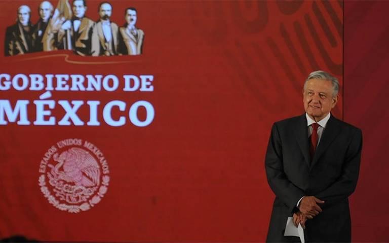 AMLO dará informe de avances el 1 de julio en el Zócalo