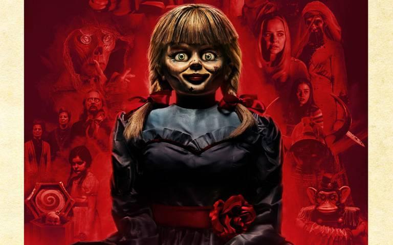 Anabelle 3: Viene a casa ¿más terrorífica que El Exorcista?