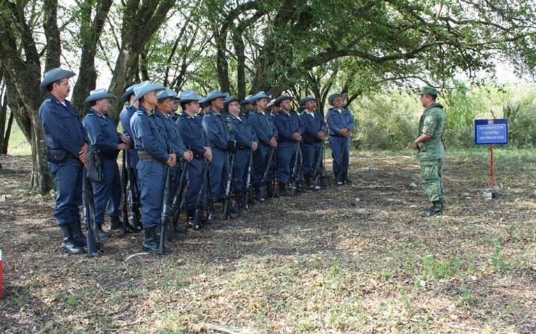 Ni autodefensas ni paramilitares, son las Defensas Rurales de San Luis Potosí