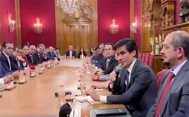Operación histórica el acuerdo para refinanciar Pemex: AMLO