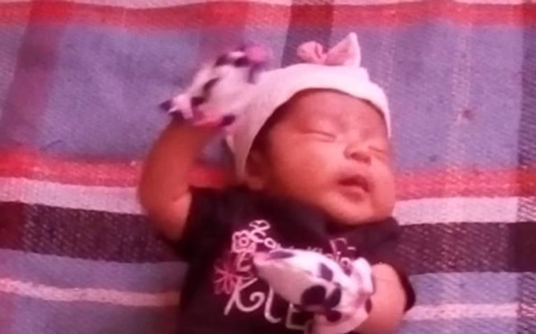 Se roban a bebé en Centro cívico de Naucalpan