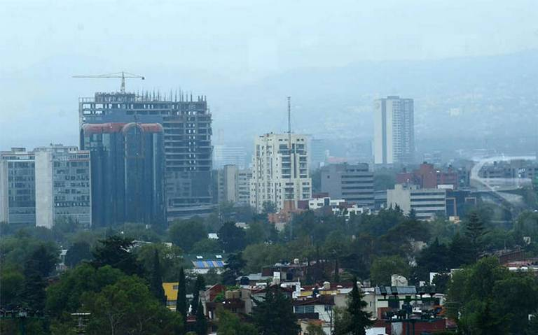 Anuncian acciones para mejorar calidad del aire en el Valle de México