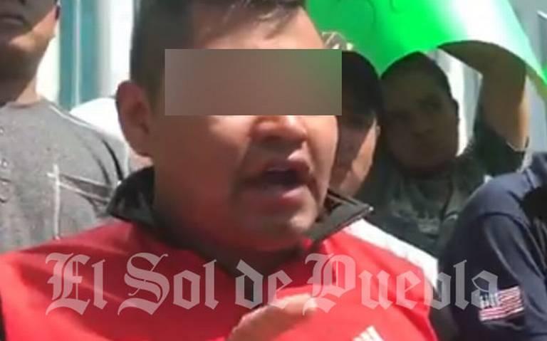 """Capturan a """"El Grillo"""", exlíder del Mercado Morelos"""