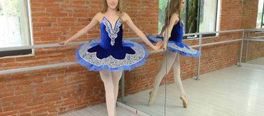 Federica Peyrelongue, la nueva promesa de la danza