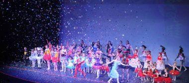 Let´s Dance Studio clausura ciclo escolar con baile y diversión