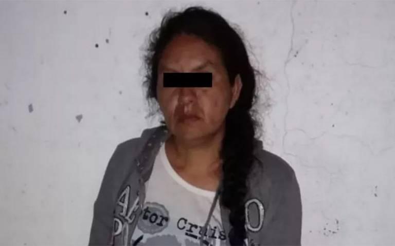Detienen a mujer que robó bebé en Registro Civil de Naucalpan