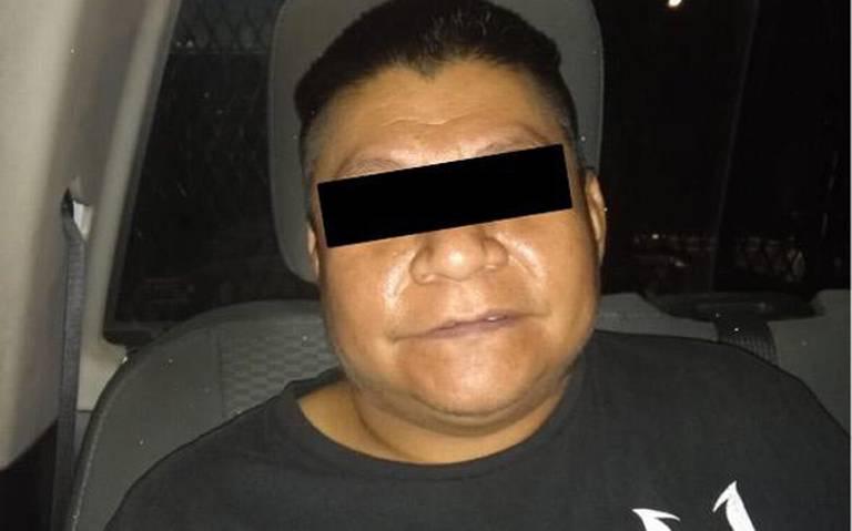Es detenido por presuntamente obligar a adolescente a drogarse Álvaro Obregón