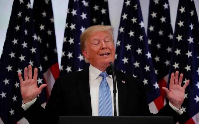 Algo muy dramático podría pasar a México: Trump sobre aranceles
