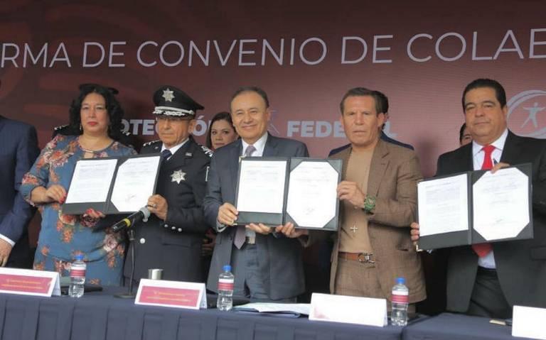 Primera generación de la Guardia Nacional será desplegada a Guanajuato, Michoacán y Jalisco